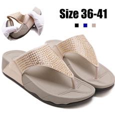 Sandals & Flip Flops, Flip Flops, Sandals, breathableshoesforwomen