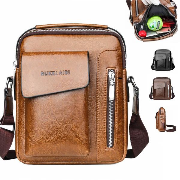 Shoulder Bags, totebagmen, Men, Capacity