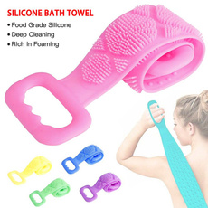 Bathroom Accessories, bathbelt, Silicone, siliconebackscrubber