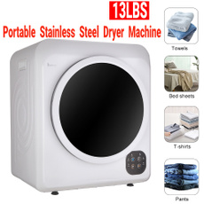 Steel, Home & Kitchen, clothesdryer, clothesdryerelectric
