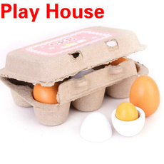 Educational, Toy, Wooden, Kitchen & Dining