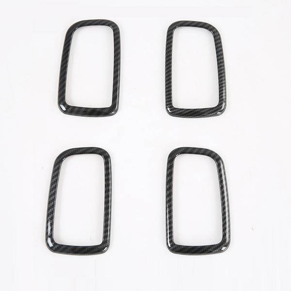 mitsubishiasxsticker, Fiber, handlebowlcover, Auto Parts & Accessories