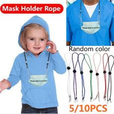maskholderrope, portable, facemasklanyard, Masks