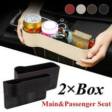 Box, carorganizerbox, Cup, leather