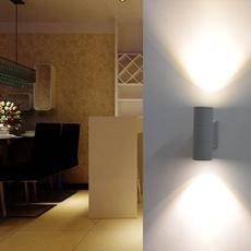 Gray, Outdoor, modernoutdoorexteriorwalllighting, lights