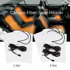 Kit, heater, Fiber, carseat