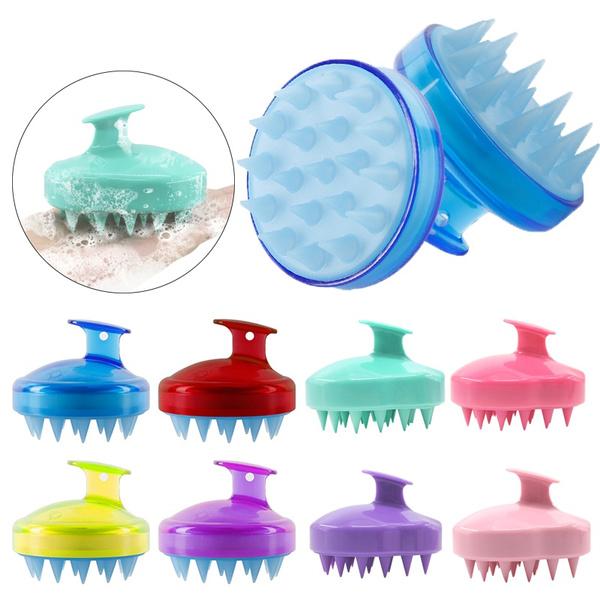 hair, Silicone, Shampoo, washhairbrush