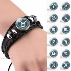 black bracelet, Jewelry, Gifts, wovenbracelet