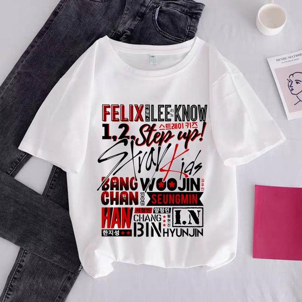 K-Pop, Summer, 943t1straytshirt, Shorts