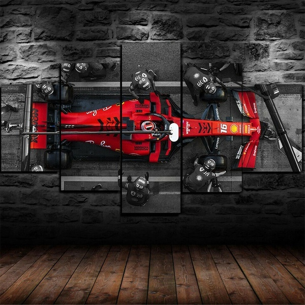 canvasart, f1pitstop, Star, Home Decor