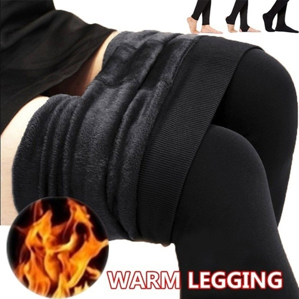 winterwarmlegging, Fashion, Women Leggings, slim