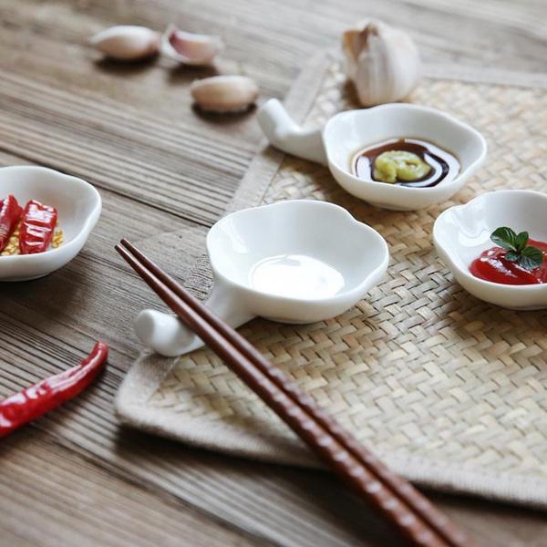 Restaurant, blossom, Plum, tablewareaccessory