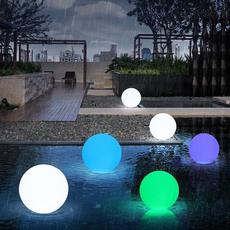 Ball, led, Garden, Waterproof