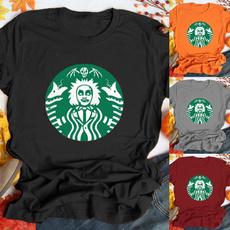 beetlejuice, Fashion, fallshirt, beetlejuiceshirt