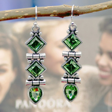Jewelry, fashionfashion, Crystal, antiquethaisilverjewelry