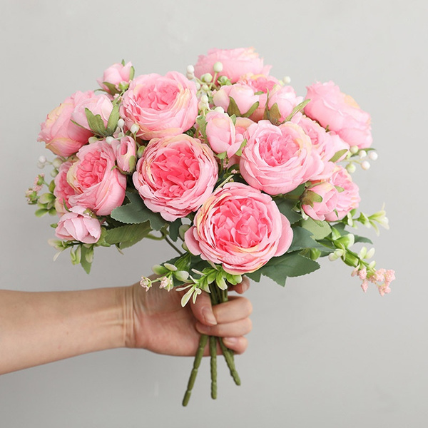 pink, decoration, Decor, Flowers