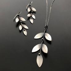bohemia, leaf, Jewelry, Simple