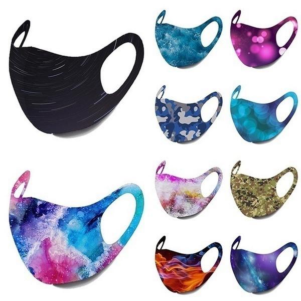 thinmask, uvprotection, printedmask, Face Mask
