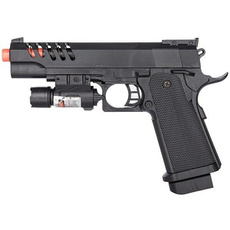 pistol, Laser, Outdoor Sports, Spring