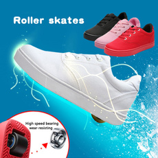 foldingrollerskate, Outdoor, rollerskate, skateboardshoe