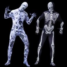 Fashion, Cosplay, Skeleton, zentaicostume