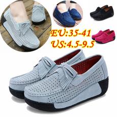 casual shoes, Tassels, Fashion, Platform Shoes