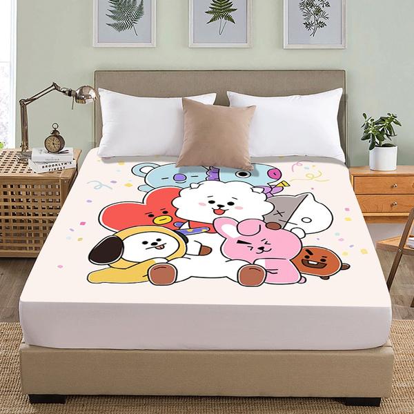 merrychristmasgift, sheetset, Sheets & Pillowcases, Bedding