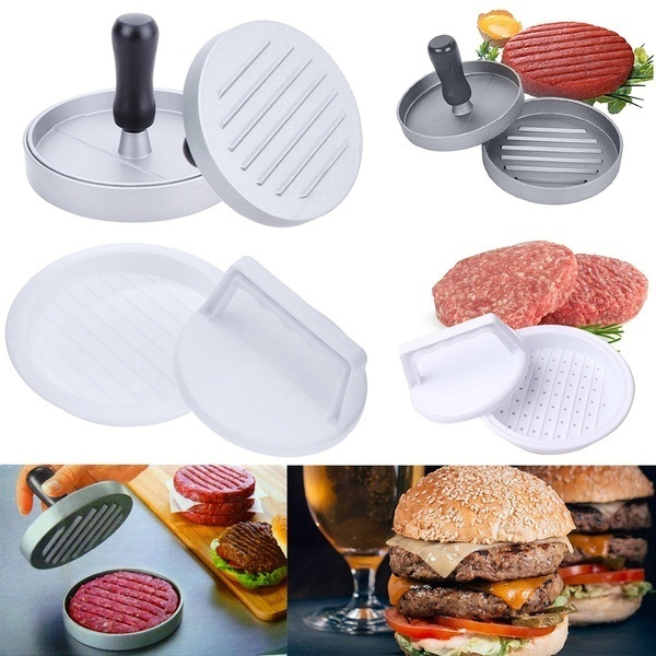 meatpressesmaker, Grill, Hamburger, Meat