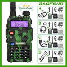 Rechargeable, portable, dualbandradio, baofeng