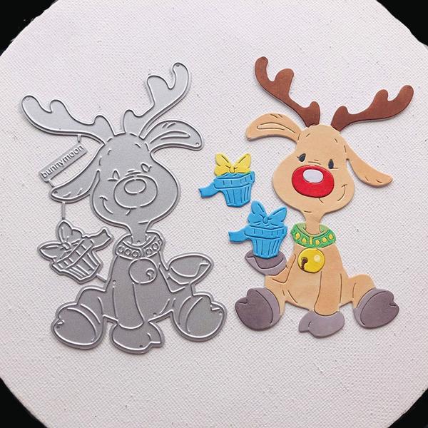 stencilstemplate, Christmas, scrapbookingamppapercraft, Metal