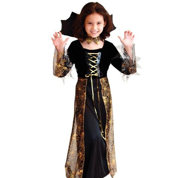 Goth, moviecosplay, Dress, Halloween