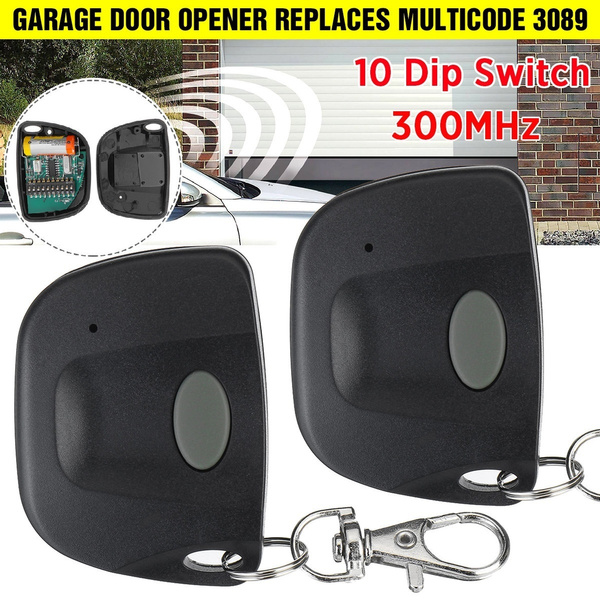 Mini, gateopener, Door, Remote