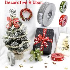 Beautiful, Fashion, Christmas, decorativeribbon