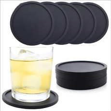 Coasters, Home & Living, siliconecoaster, Durable