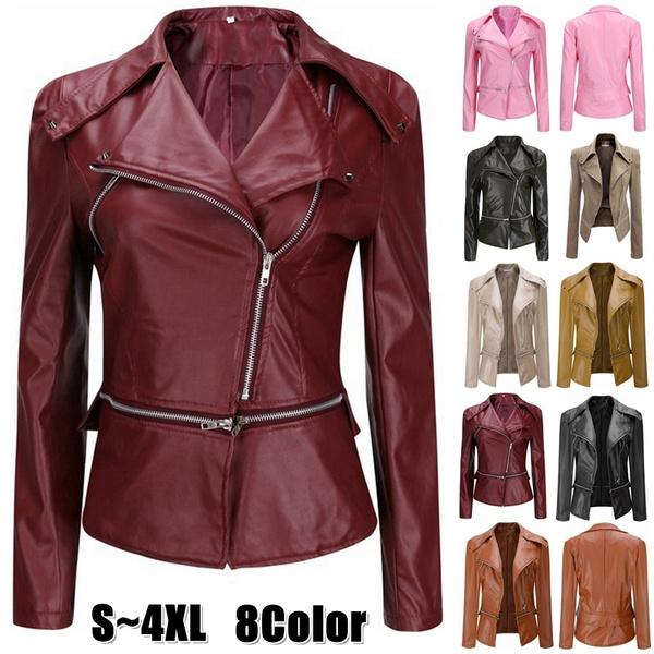 casual coat, leisurecoat, Fashion, leather