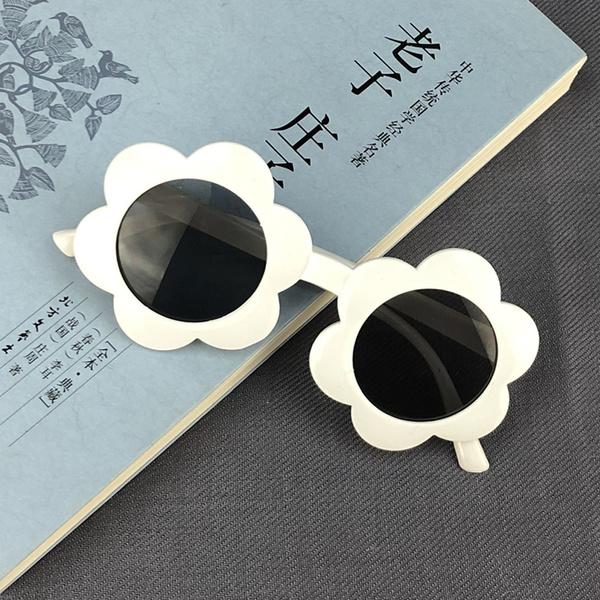 kids, uv400protection, Flowers, Sunglasses