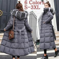 Jacket, Plus Size, Winter, hoodedjacket