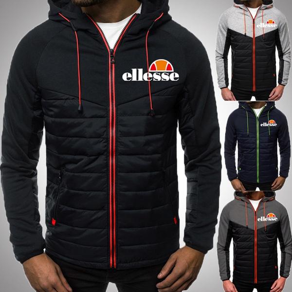 Jacket, men coat, Plus Size, waddedjacket