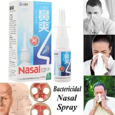 stuffynose, rhinitisspray, fever, sinusiti