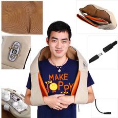 shoulderhealthy, multifunctionalmassager, kneadingmassager, Electric