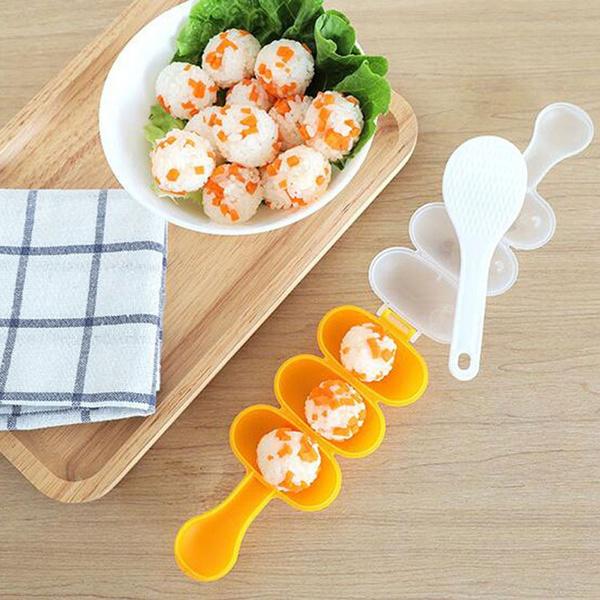 riceballdiy, Sushi, Mini, kidschildrenmold