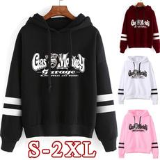 printhoodie, Casual Hoodie, pullover hoodie, letter print