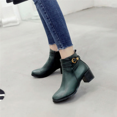 ankle boots, midheelankleboot, winterwomensboot, anklebootsforwomen