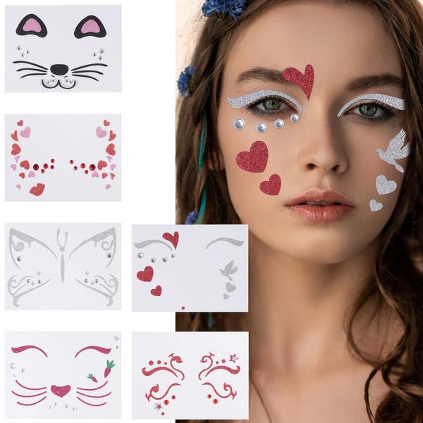 halloweenstickersdecal, Cosplay, halloweensticker, Stickers