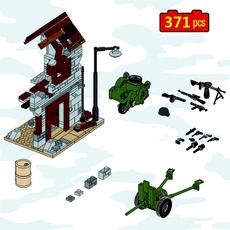 Mini, Toy, Tank, figure