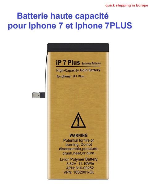 iphone 5, Capacity, batteryiphone7plu, Battery