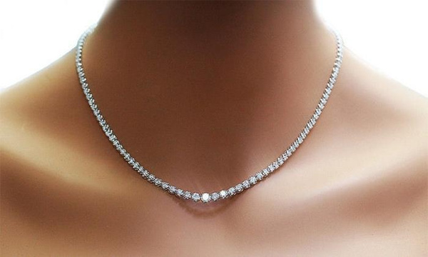 Cubic Zirconia, Jewelry, necklace for women, stoneearring