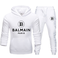 Fashion, pullover hoodie, menswear, pants