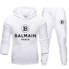 Fashion, pullover hoodie, menswear, pants