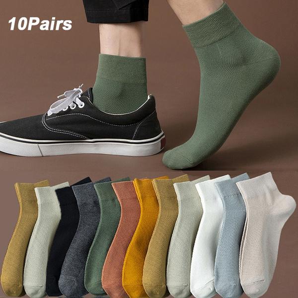 Basketball, Cotton Socks, Breathable, shortsock